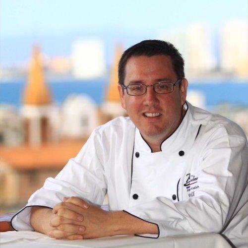William Carballo - Cheff Barcelona Tapas